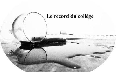 Le record du collège